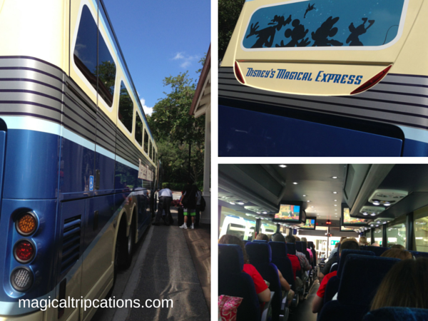 Disney Speak Magical Express