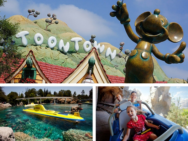 Top 6 things we love about Disneyland, unique attractions