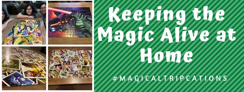 Keeping the *Magic* Alive at Home